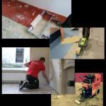 Vloer verwijderen voorbeelden