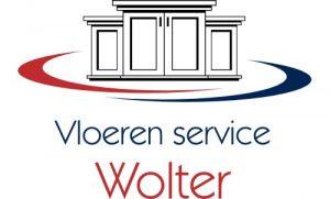 logo vloeren service wolter